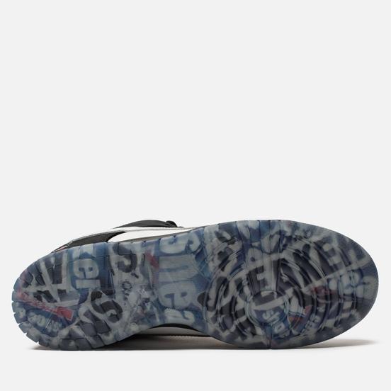 Мужские кроссовки Nike SB x Staple Panda Pigeon Dunk Low Pro OG QS Black/White/Green Gusto