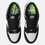Мужские кроссовки Nike SB x Staple Panda Pigeon Dunk Low Pro OG QS Black/White/Green Gusto фото- 5