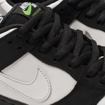 Мужские кроссовки Nike SB x Staple Panda Pigeon Dunk Low Pro OG QS Black/White/Green Gusto фото- 6