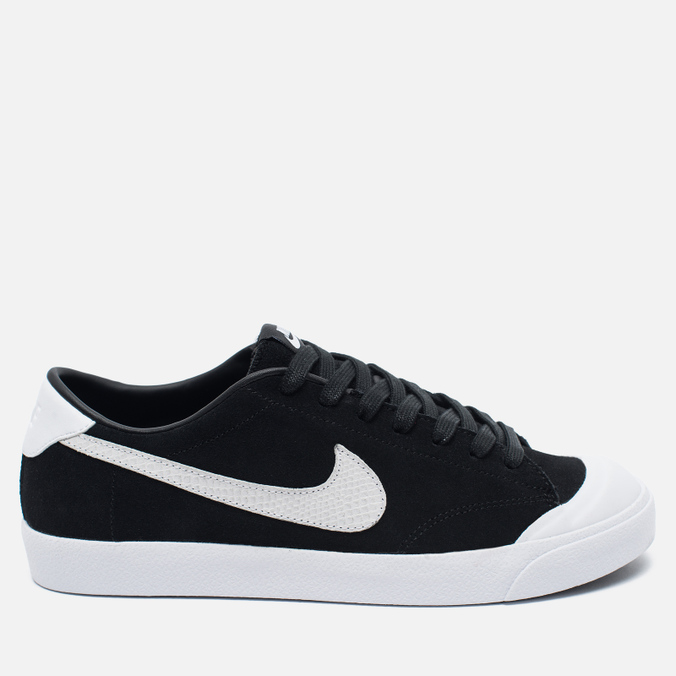 Мужские кроссовки Nike SB Zoom All Court CK QS Black/White