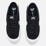 Мужские кроссовки Nike SB Zoom All Court CK QS Black/White фото- 4