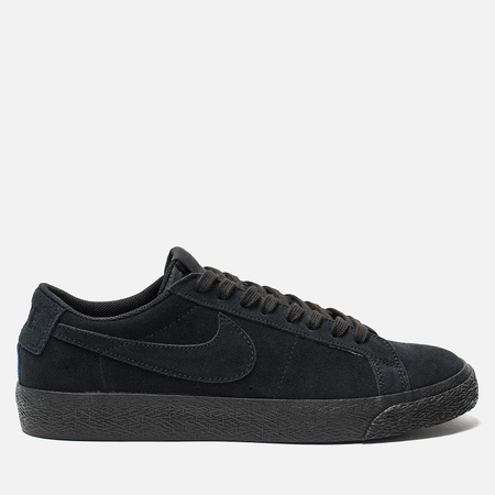 Мужские кроссовки Nike SB Zoom Blazer Low Black/Black/Gunsmoke