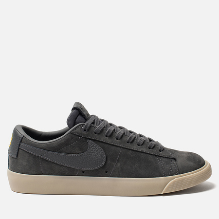 Мужские кроссовки Nike SB Zoom Blazer Low QS Antihero Dark Grey/Dark Grey/University Gold