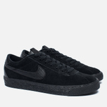 Nike SB Zoom Bruin Premium SE Men's Sneakers Black photo- 2