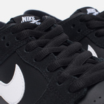Мужские кроссовки Nike SB Zoom Dunk Low Pro Black/White/Light Brown фото- 5
