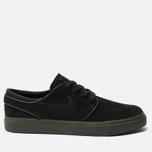 Мужские кроссовки Nike SB Zoom Stefan Janoski Black/Black/Sequoia фото- 0