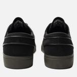 Мужские кроссовки Nike SB Zoom Stefan Janoski Black/Black/Sequoia фото- 3