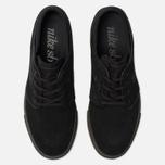 Мужские кроссовки Nike SB Zoom Stefan Janoski Black/Black/Sequoia фото- 5