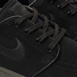 Мужские кроссовки Nike SB Zoom Stefan Janoski Black/Black/Sequoia фото- 6