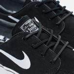 Мужские кроссовки Nike SB Zoom Stefan Janoski Black/Gum Light Brown/White фото- 5