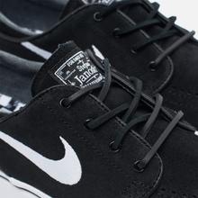 Кроссовки Nike SB Zoom Stefan Janoski Black/Gum Light Brown/White фото- 5