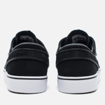 Мужские кроссовки Nike SB Zoom Stefan Janoski Black/Gum Light Brown/White фото- 3