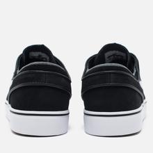 Кроссовки Nike SB Zoom Stefan Janoski Black/Gum Light Brown/White фото- 2