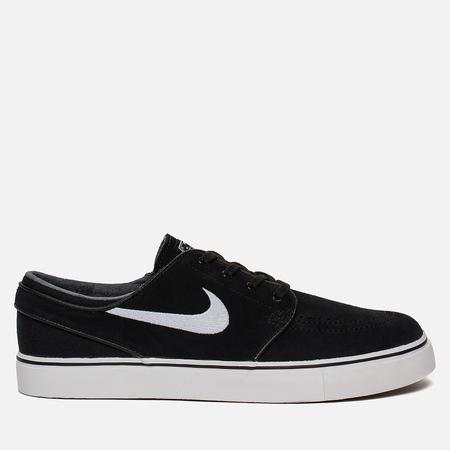 Мужские кроссовки Nike SB Zoom Stefan Janoski Black/White