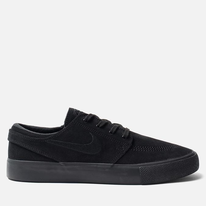 Мужские кроссовки Nike SB Zoom Stefan Janoski Rm Black/Black/Black/Black