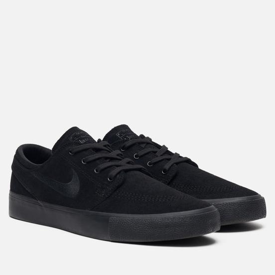 Кроссовки Nike SB Zoom Stefan Janoski Rm Black/Black/Black/Black
