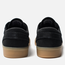 Мужские кроссовки Nike SB Zoom Stefan Janoski Rm Black/White/Black/Gum Light Brown фото- 2