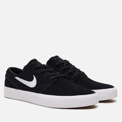 Кроссовки Nike SB Zoom Stefan Janoski Rm Black/White/Thunder Grey/Gum Light Brown