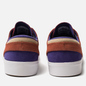 Мужские кроссовки Nike SB Zoom Stefan Janoski Rm Desert Ore/Light Armory Blue/Dusty Peach фото - 2