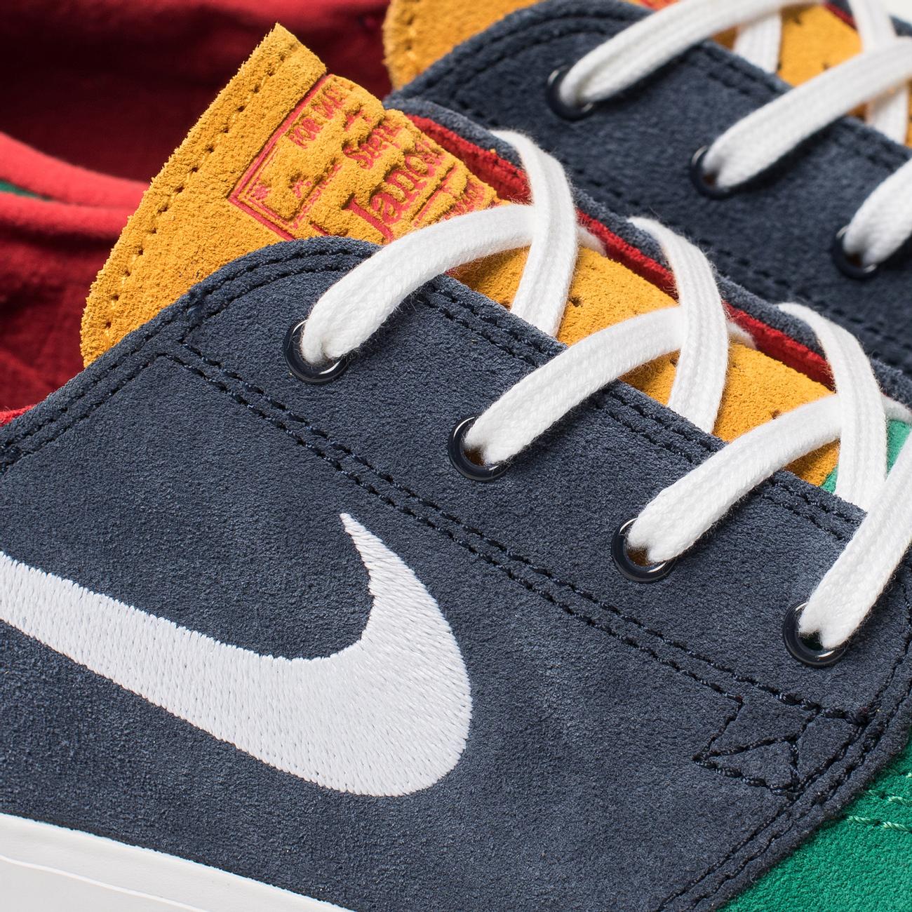 Nike Sb Zoom Janoski Rm Lucid Green White Obsidian | Footshop