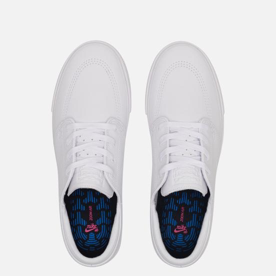Кроссовки Nike SB Zoom Stefan Janoski Rm PRM White/White/White
