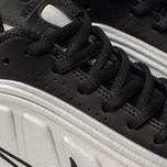 Мужские кроссовки Nike Shox R4 Black/Metallic Silver/Max Orange фото- 3