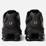 Мужские кроссовки Nike Shox TL Black/Black/Black фото- 5