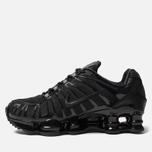 Мужские кроссовки Nike Shox TL Black/Black/Black фото- 2