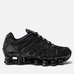 Мужские кроссовки Nike Shox TL Black/Black/Black фото- 0