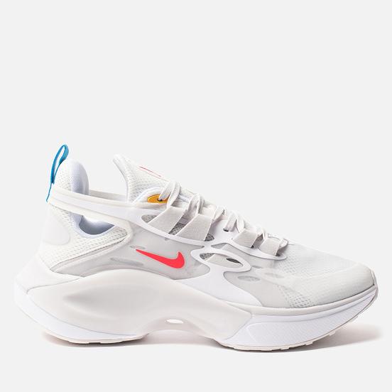 Мужские кроссовки Nike Signal D/MS/X White/Red Orbit/Summit White/Blue Hero