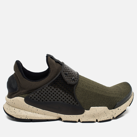 Nike Sock Dart Cargo Men's Sneakers Khaki/Black/Rattan
