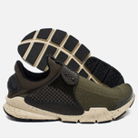 Nike Sock Dart Cargo Men's Sneakers Khaki/Black/Rattan photo- 2