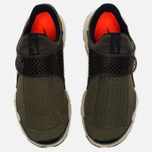 Мужские кроссовки Nike Sock Dart Cargo Khaki/Black/Rattan фото- 4