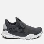 Мужские кроссовки Nike Sock Dart Dark Grey фото- 0