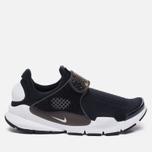 Мужские кроссовки Nike Sock Dart Knit Jaquard Black/White фото- 0