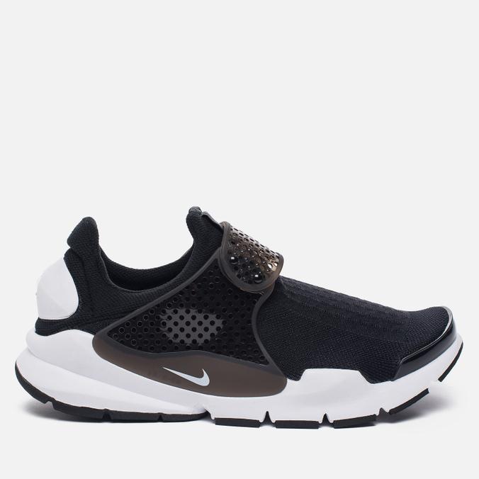 Мужские кроссовки Nike Sock Dart Knit Jaquard Black/White