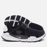 Мужские кроссовки Nike Sock Dart Knit Jaquard Black/White фото- 1
