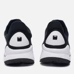 Мужские кроссовки Nike Sock Dart Knit Jaquard Black/White фото- 3