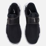 Мужские кроссовки Nike Sock Dart Knit Jaquard Black/White фото- 4