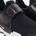 Мужские кроссовки Nike Sock Dart Knit Jaquard Black/White фото- 5