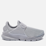 Мужские кроссовки Nike Sock Dart Knit Jaquard Grey/White фото- 0