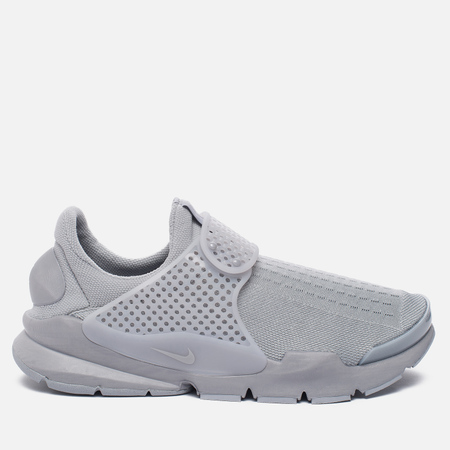Мужские кроссовки Nike Sock Dart Knit Jaquard Grey/White