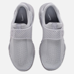 Мужские кроссовки Nike Sock Dart Knit Jaquard Grey/White фото- 4