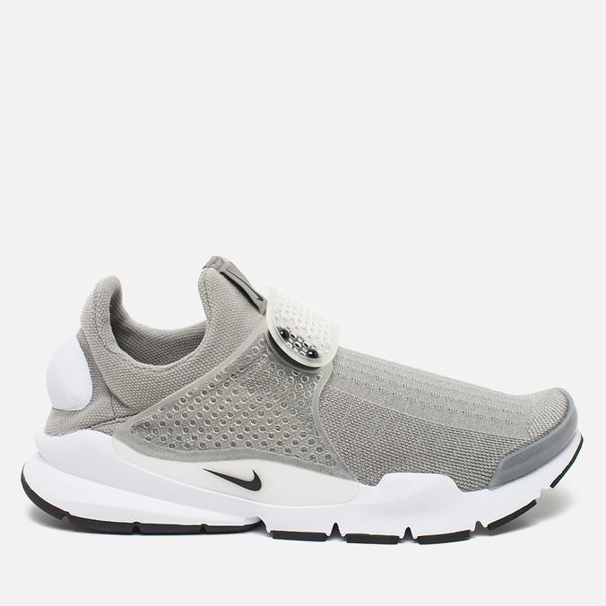 Мужские кроссовки Nike Sock Dart Medium Grey