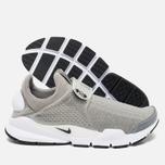 Мужские кроссовки Nike Sock Dart Medium Grey фото- 2