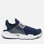 Мужские кроссовки Nike Sock Dart Midnight Navy/Medium Grey фото- 0