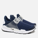 Мужские кроссовки Nike Sock Dart Midnight Navy/Medium Grey фото- 1