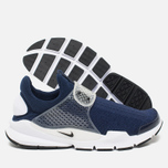 Мужские кроссовки Nike Sock Dart Midnight Navy/Medium Grey фото- 2