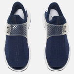 Мужские кроссовки Nike Sock Dart Midnight Navy/Medium Grey фото- 4