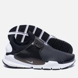 Мужские кроссовки Nike Sock Dart SE Black/White фото- 1